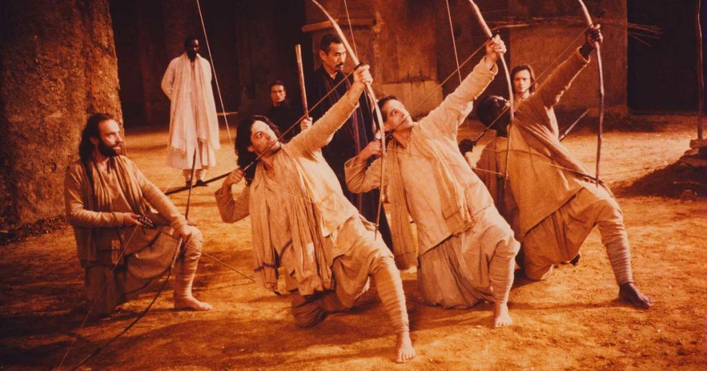 The Mahabharata - Peter Brook
