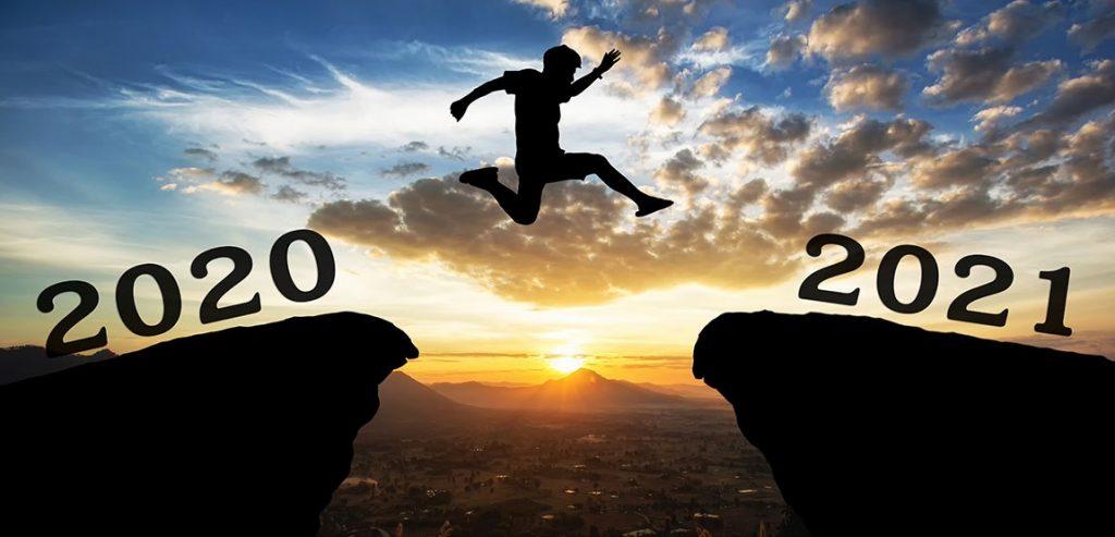 dagboken | 2021 - inngangen til en ny tid