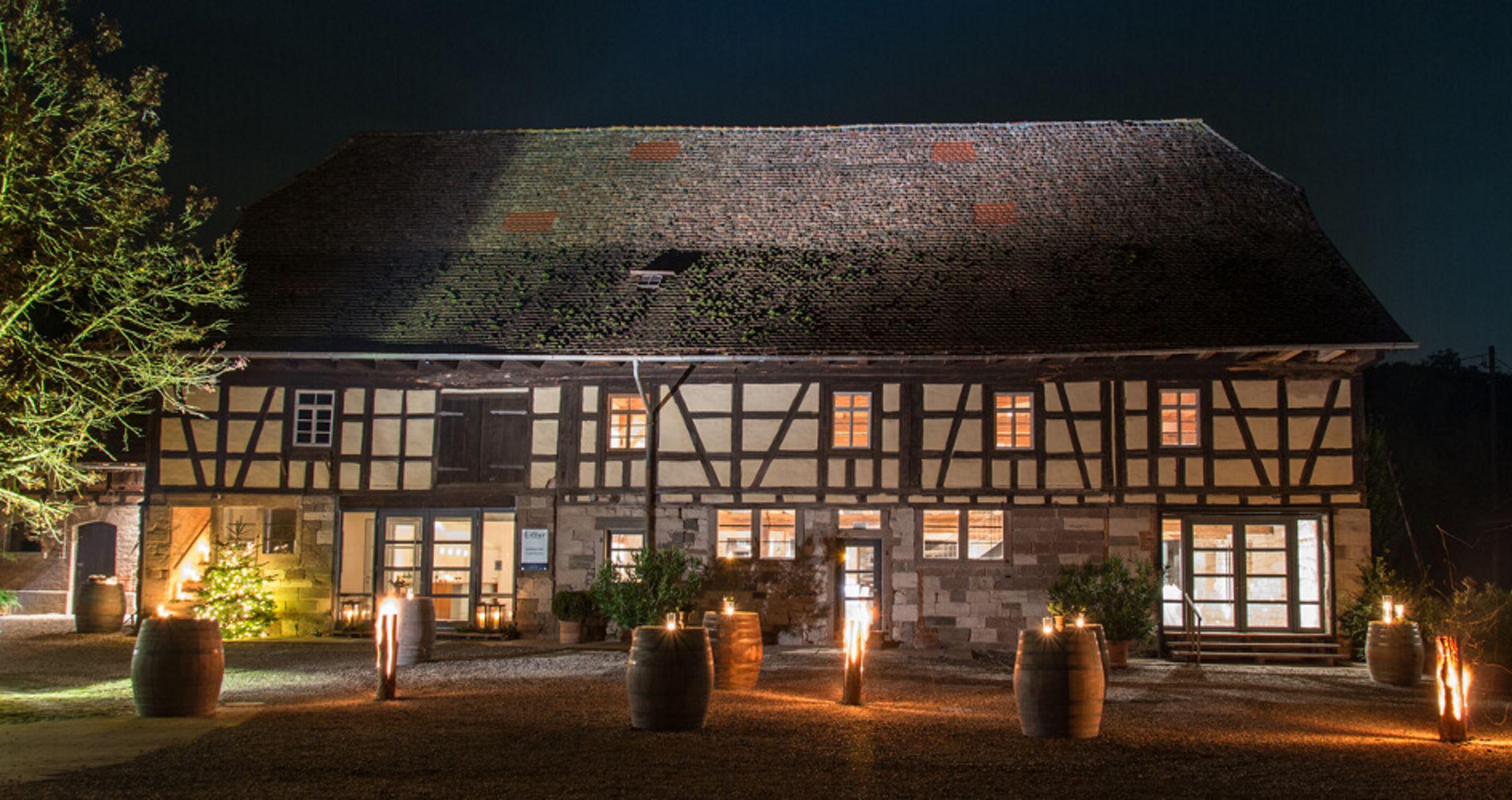 Steinbachhof Gebäude 2