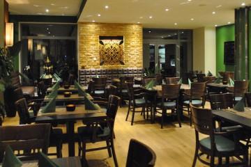 Bamboooh Restaurant & Bar innen