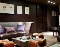 Kameha Suite Rothschild Lounge
