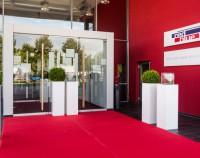 Redblue / Intersport Deutschland eG Eingang