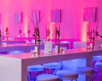 Bar Beleuchtet Redblue / Intersport Deutschland eG