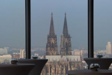 Köln Sky Domblick