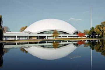 Jahrhunderthalle Frankfurt am See