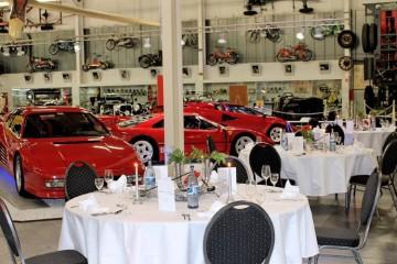 Ferrari Dinner Auto & Technik Museum