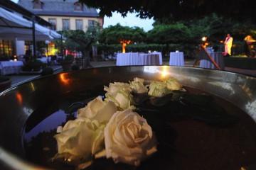 Restaurantgarten L'Orangerie