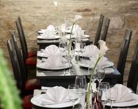 Hotel Freihof Tisch