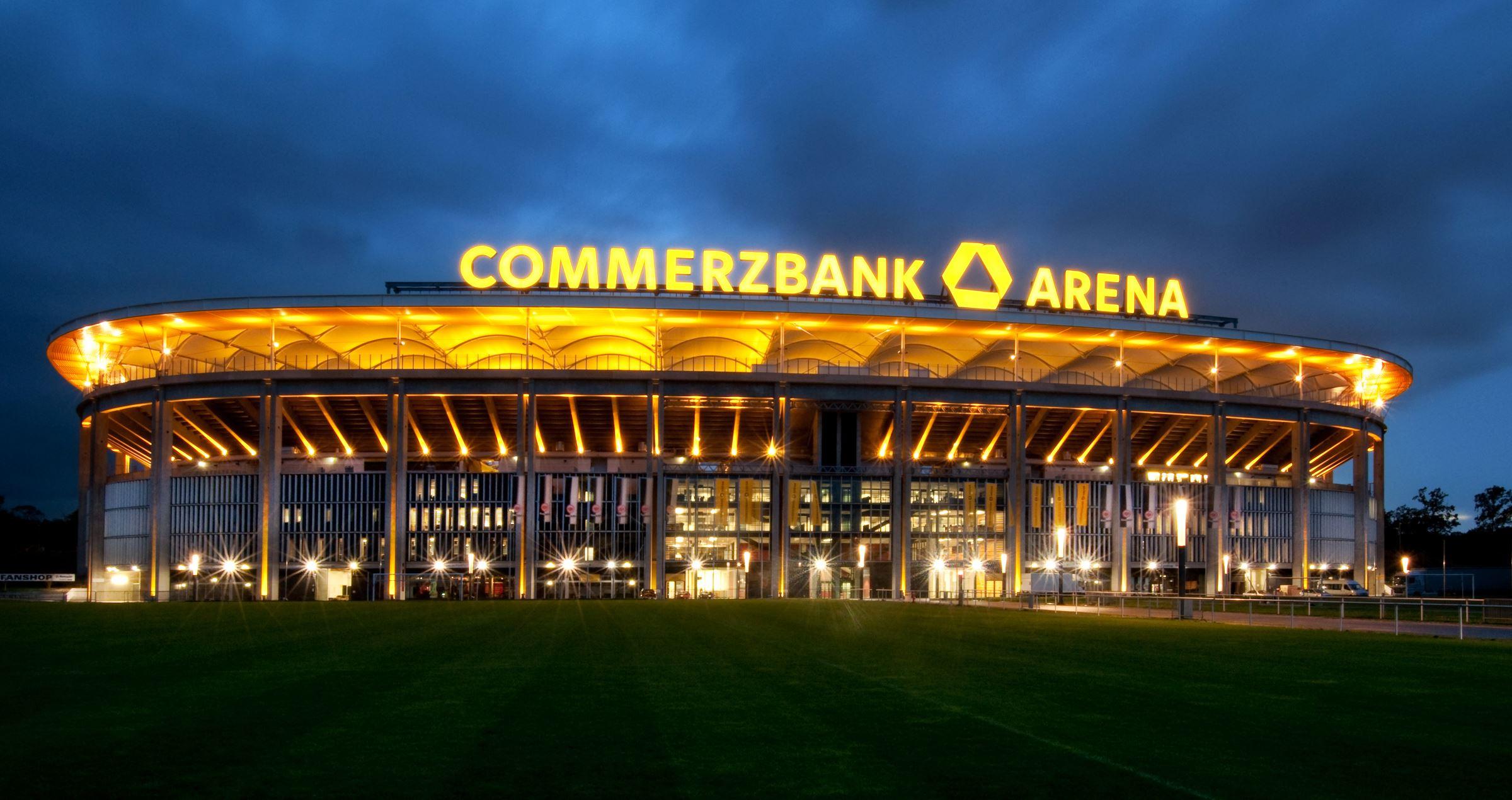 Commerzbank Arena Außen