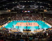 MHPArena volleyball