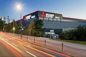 Mitsubishi Electric Halle Kachel