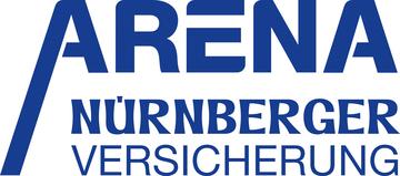 ARENA NÜRNBERGER VERSICHERUNG Logo