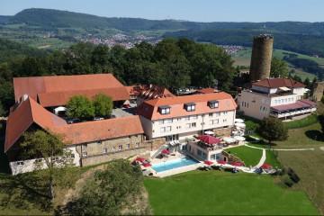 Burg Staufeneck Kachel
