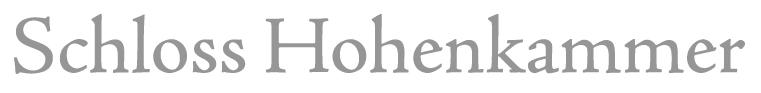 Schloss Hohenkammer Logo