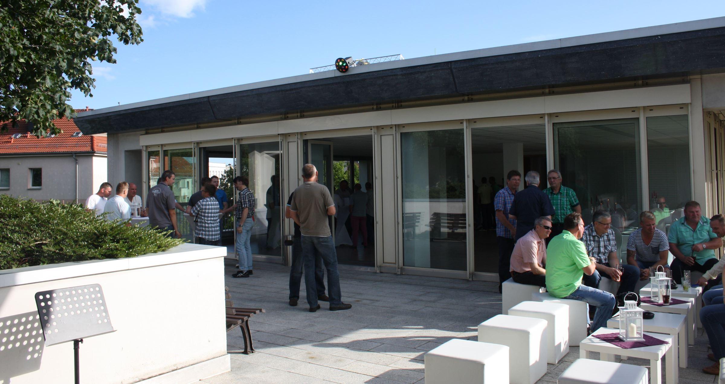 Business Lounge in Leipzig die Eventlocation - Der Eventplaner