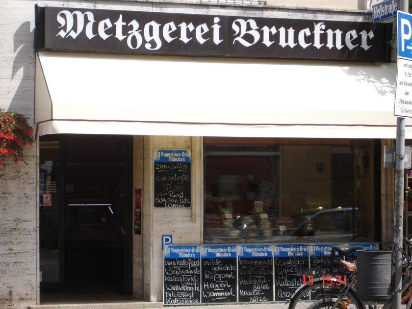 Metzgerei Bruckner