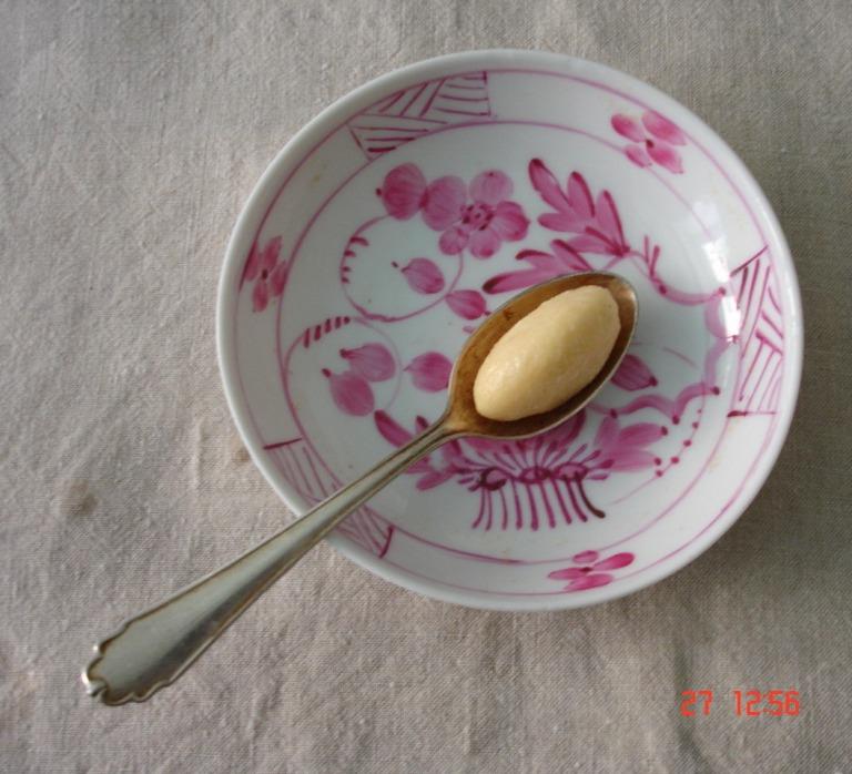 Ochsenschwanzsuppe mit Grießnockerl