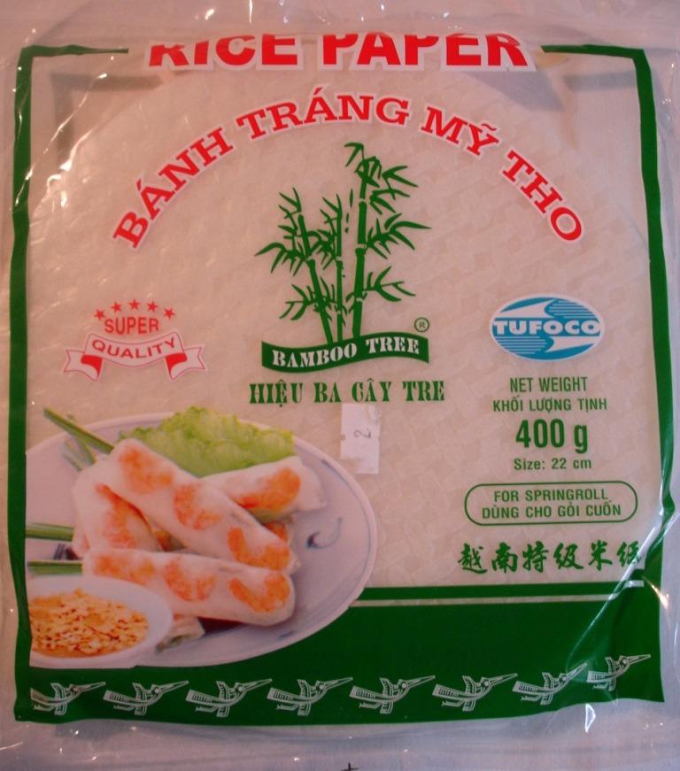 Châ Gìo – Vietnamesische Glücksrollen