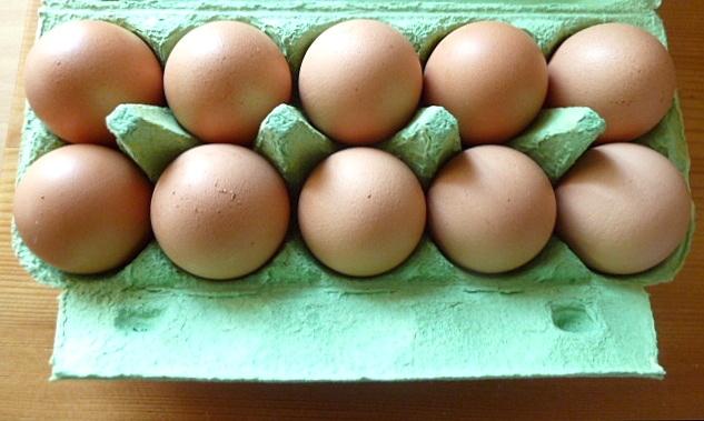 Warum immer nur an Ostern? Soleier
