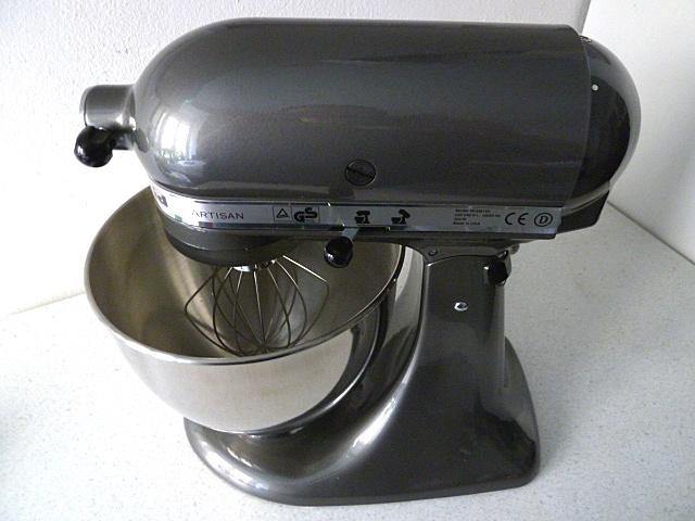 Briocheschnecken mit der schönen Kitchen Aid