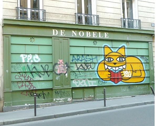 Eingeladen bei Katia von Bolliskitchen in Paris