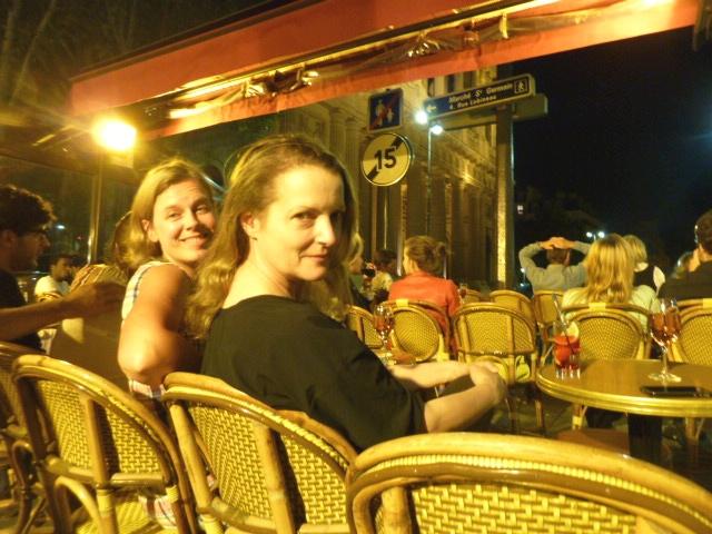 In Paris mit Katia