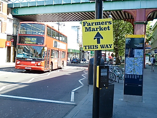 Brixton – Vom Farmer's Market zur Electric Avenue