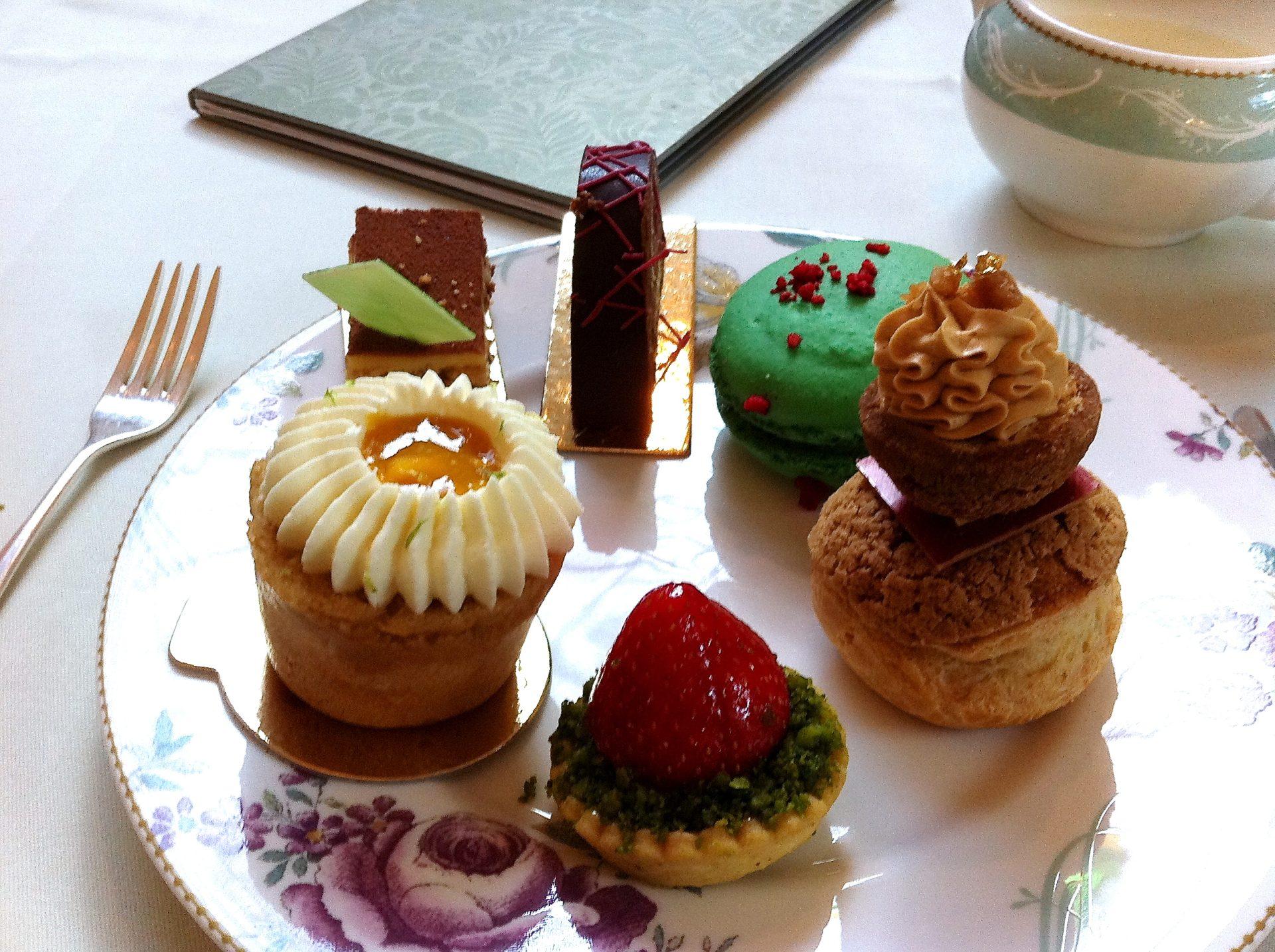 Afternoon Tea im Savoy