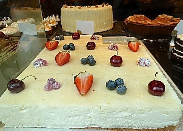 Noch mehr Kuchen in Soho