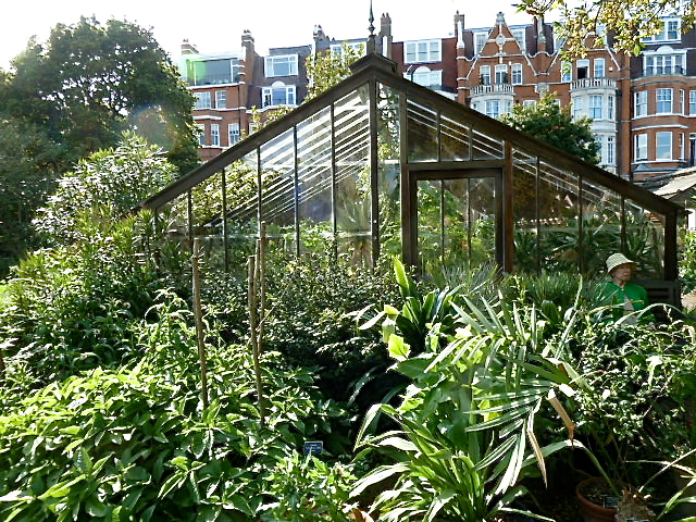 Chelsea Physics Garden