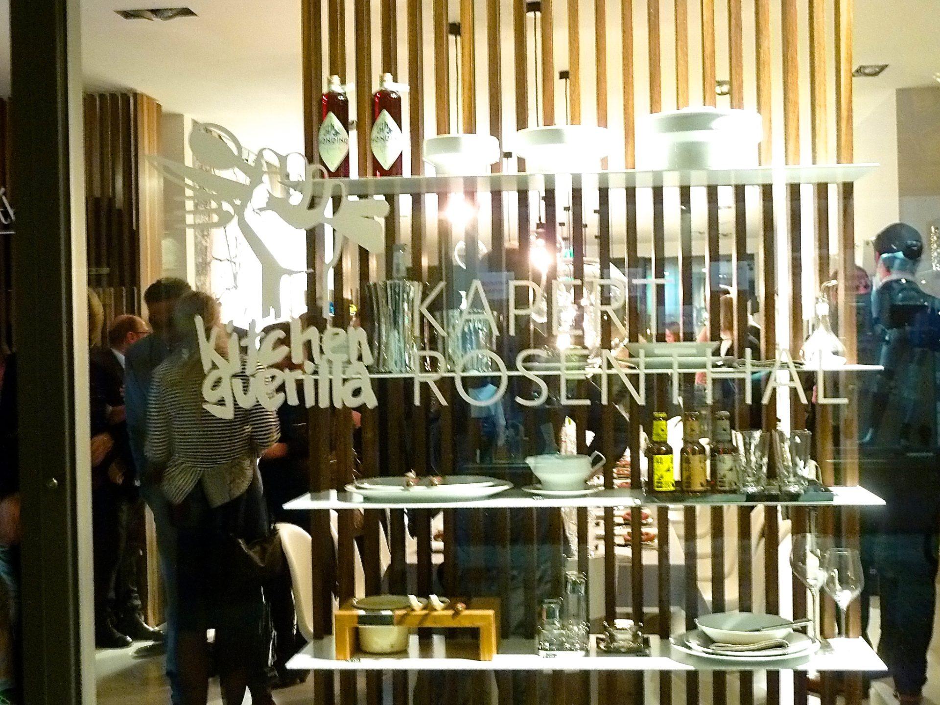 KitchenGuerilla bei Rosenthal & Münchner Getränke