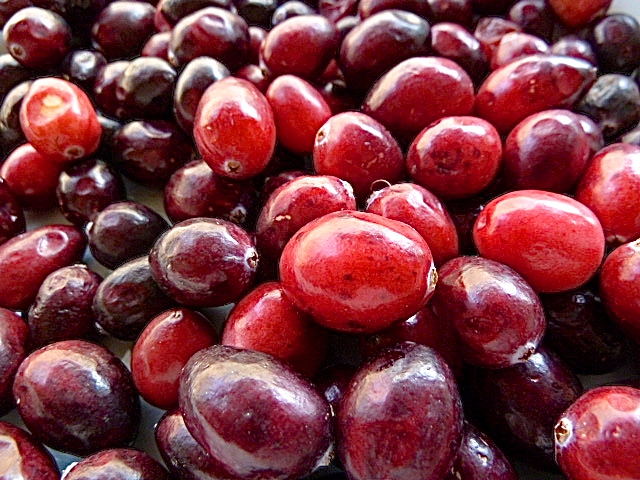 Cranberrysoße