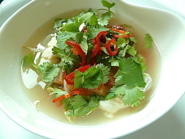 Canh Cá Chua – vietnamesische Fischsuppe