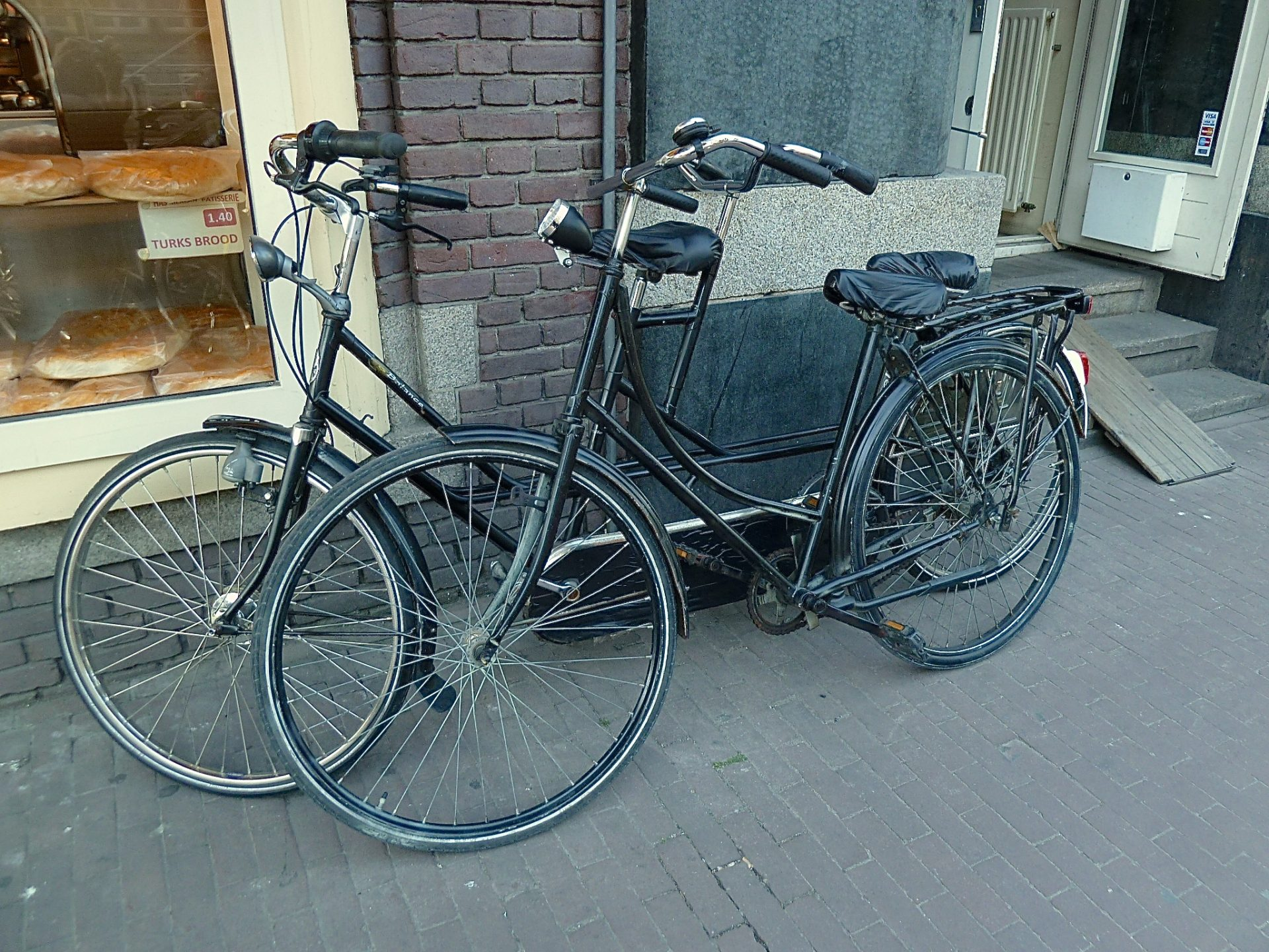 Amsterdam mit dem Fahrrad