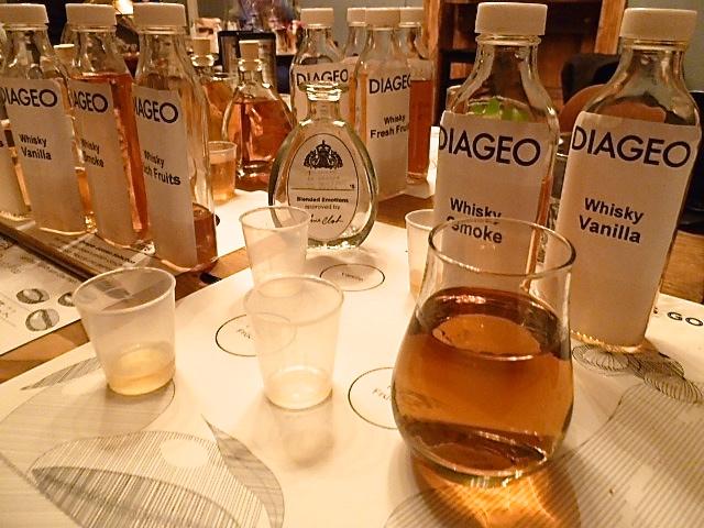 Whisky Blending mit Chris Clark