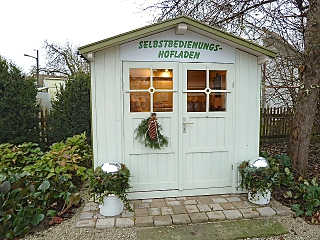 Hofladen im Dachauer Land