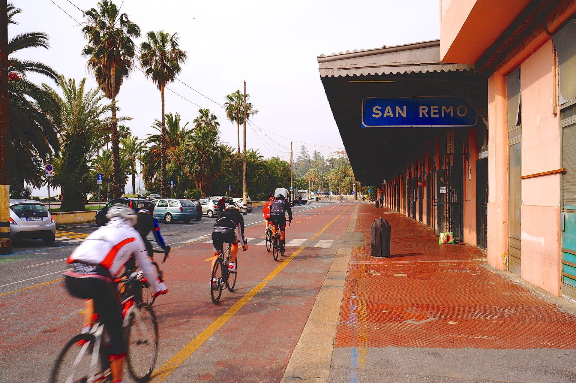 Pista Biciclabile San Remo – Ospedaletti