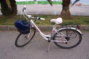 Ciao Bici, nach 50 Kilometern will ich in Spa und Restaurant