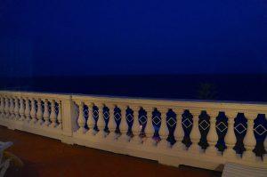 und wieder der Ausblick von meiner Terrasse