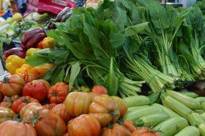 und Gemüse