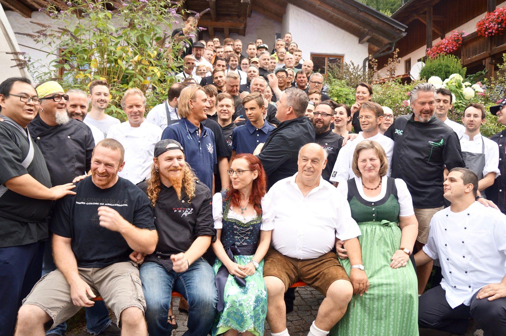 Kulinarikfestival im Waldschlössl