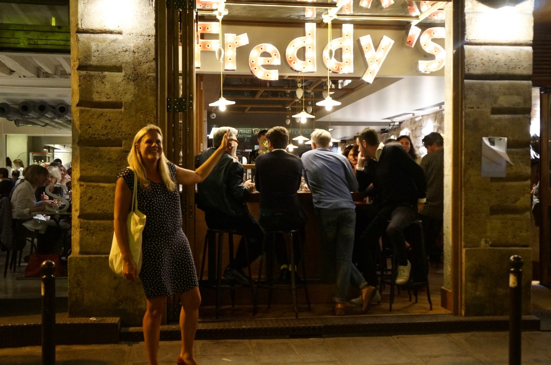 Freddy's – elegante Tapas in Paris