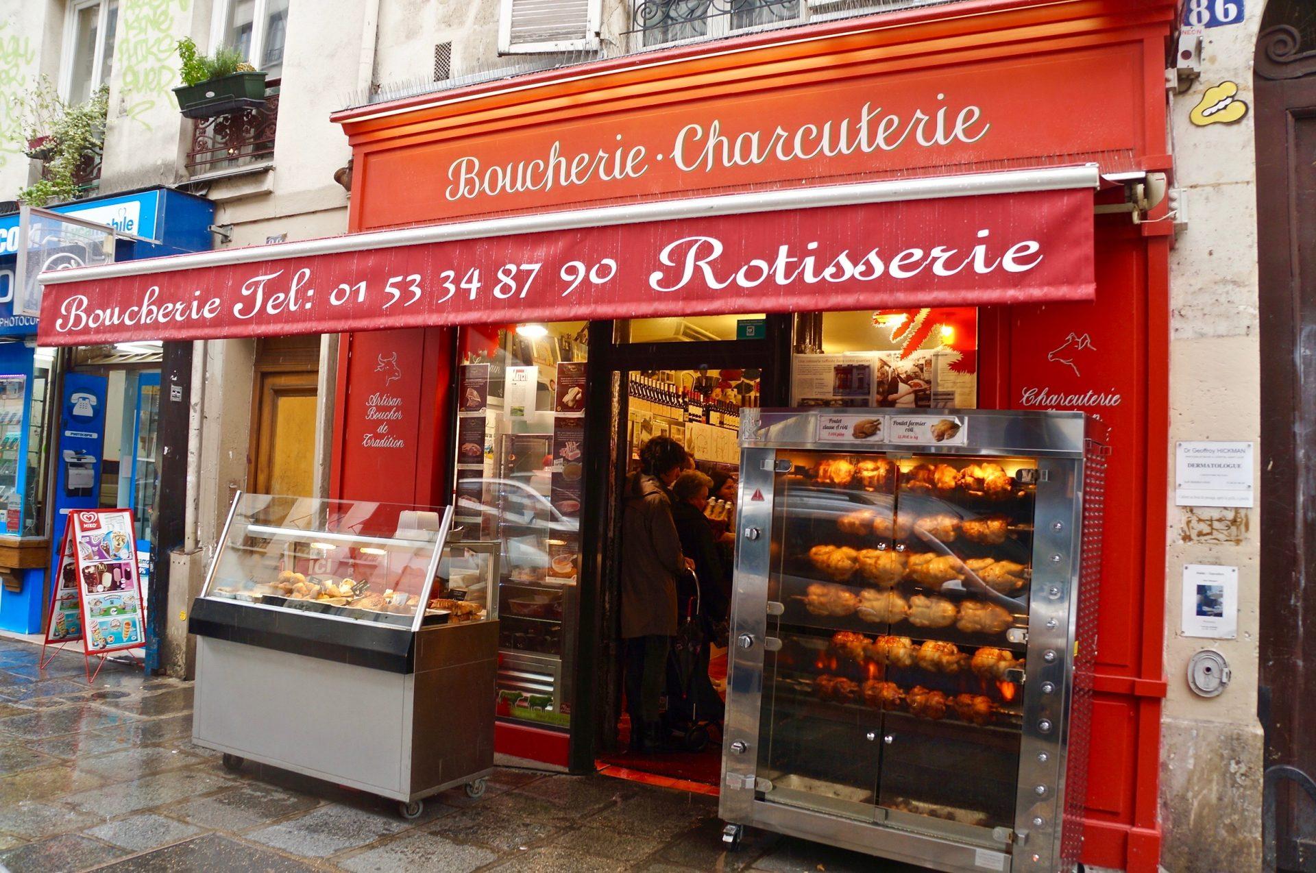Boucherie Gourmand Paris