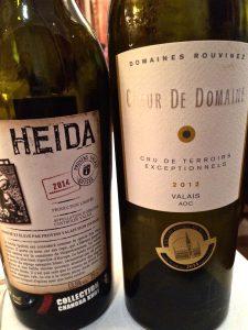 2012 Coeur de Domaine Domaines Rouvinez SA Sierre Wallis