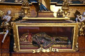 Reliquie des Hl. Benignus