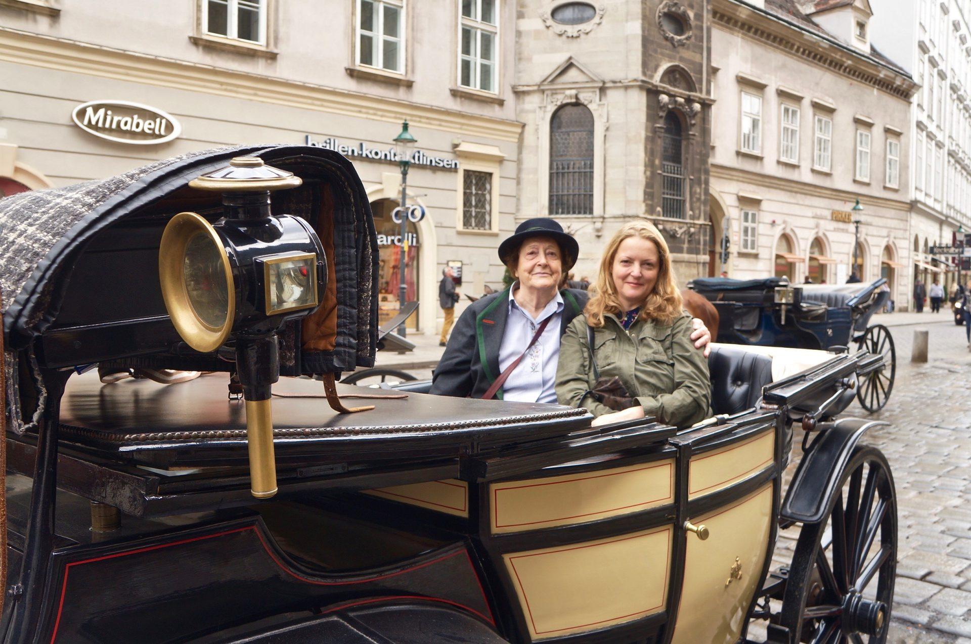 Touristenprogramm in Wien
