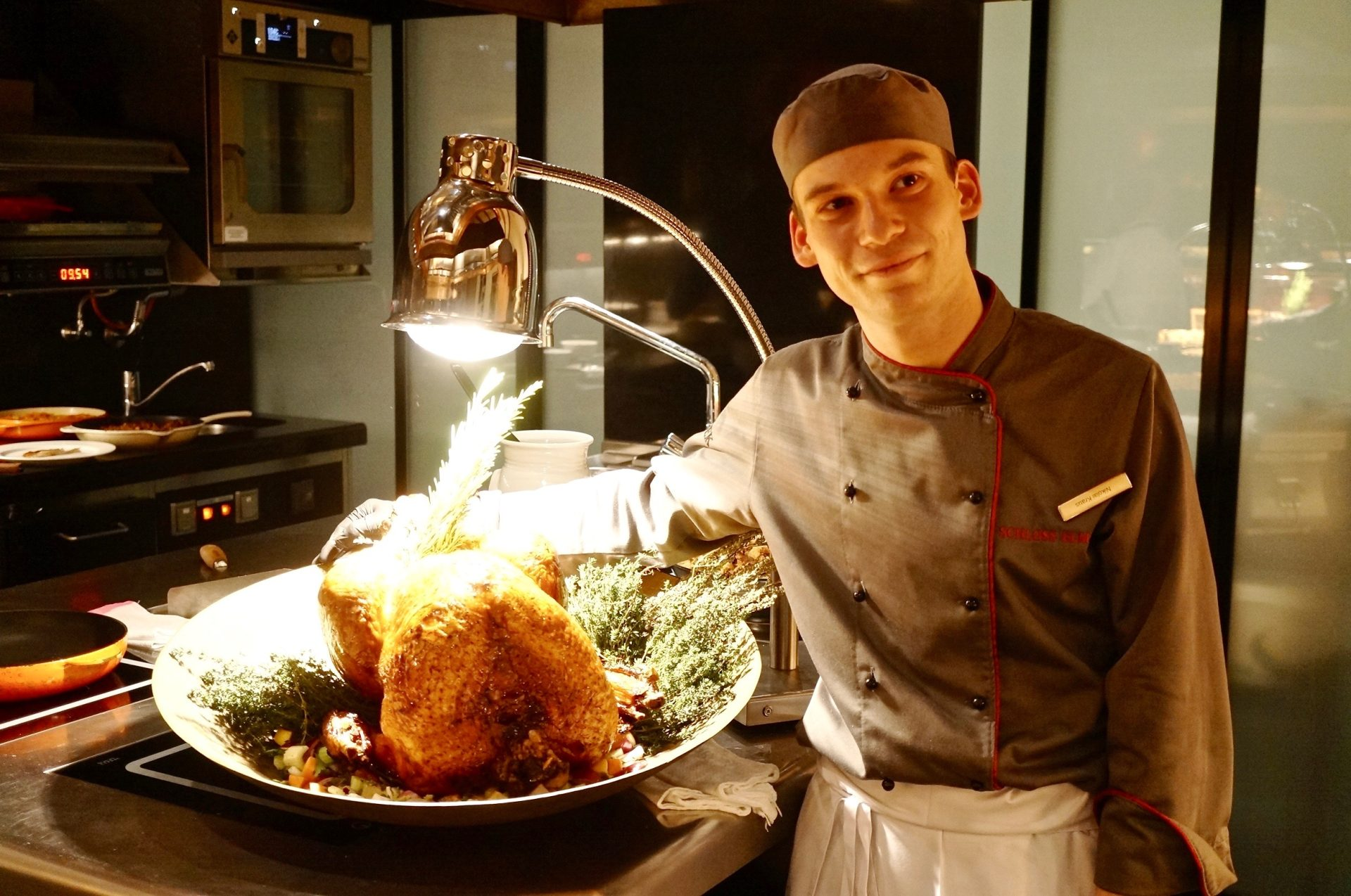 Thanksgiving auf Schloss Elmau
