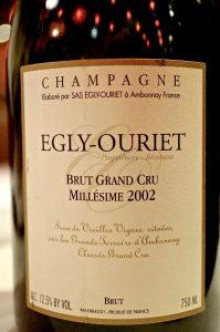 Egly-Ouriet Brut Grand-Cru Millésime 2002