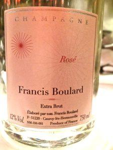 und Francis Boulard Extra Brut