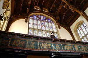 Shakespeare auf Hampton Court